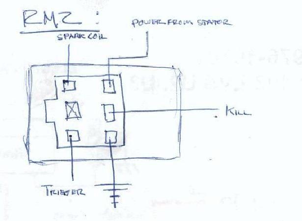 re peugeot stock cdi wiring diagram by mattp moped army rh mopedarmy com cdi wiring diagram honda 150 cdi wiring diagram honda 150