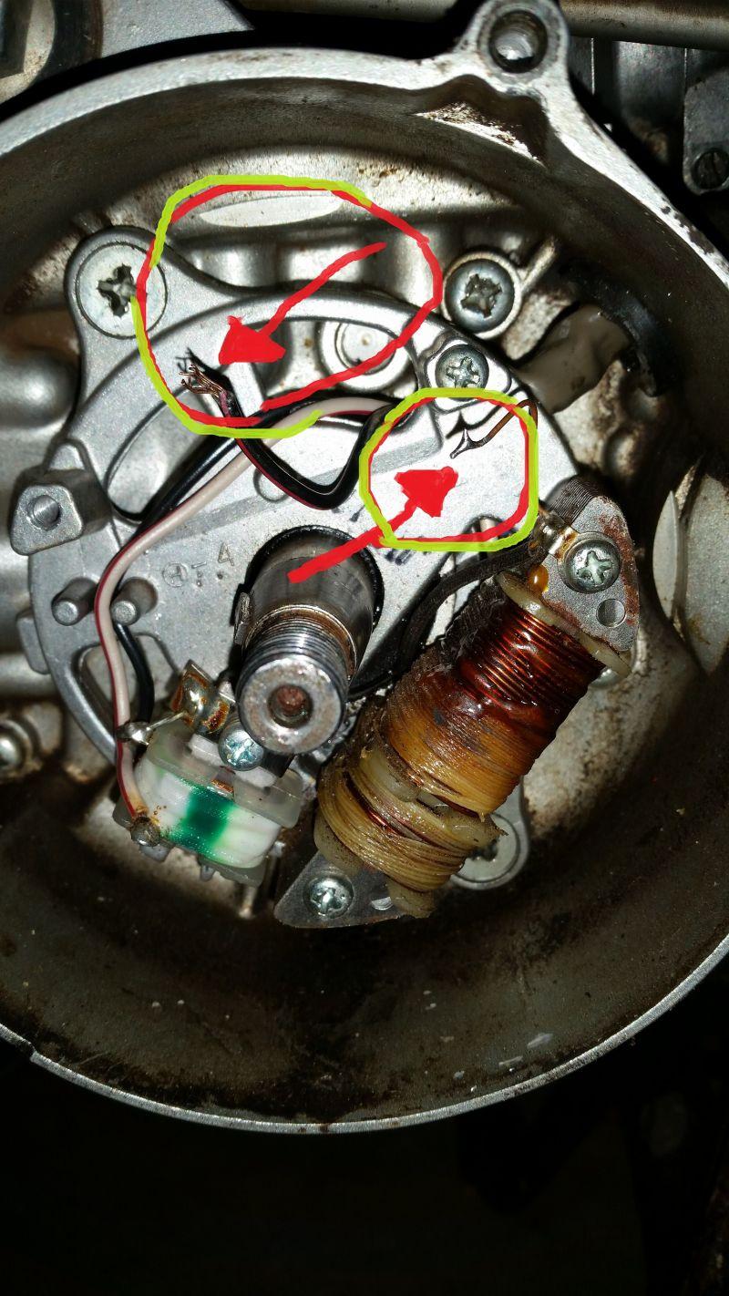 yamaha champ no spark help ) moped army yamaha rhino wiring-diagram re yamaha champ same as qt50 ign