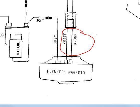quick question motobecane 50v wiring moped army rh mopedarmy com