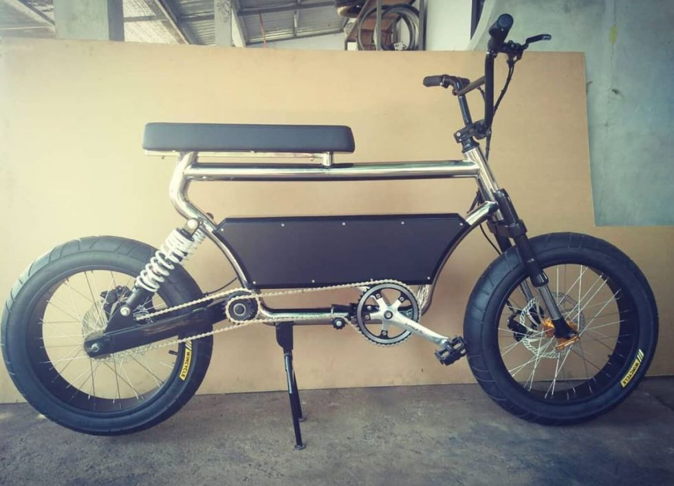 2019 Cirkitbikes, Hand Crafted