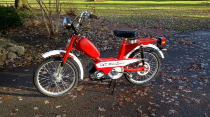 TYM Industries Moped 2
