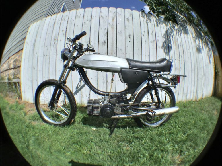 Moped photo for afortunato