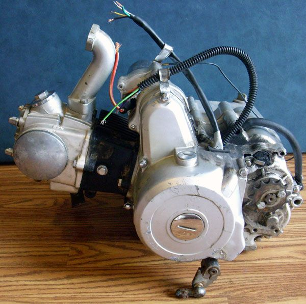OT: FS 50cc 1P39FMB Honda-Clone Engine — Moped Army