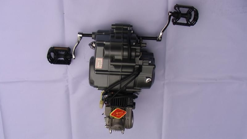 Honda Clone 50cc Engine With built in Pedals — Moped Army