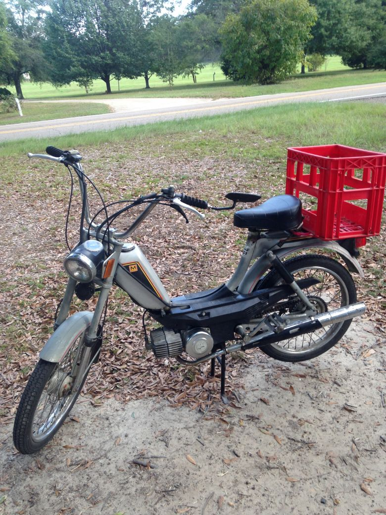 Moped photo for spencer1