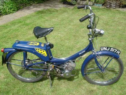 1969 Raleigh