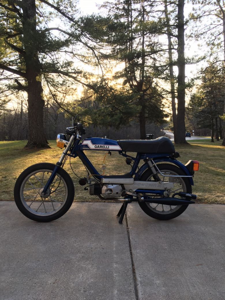 Moped photo for aturek415
