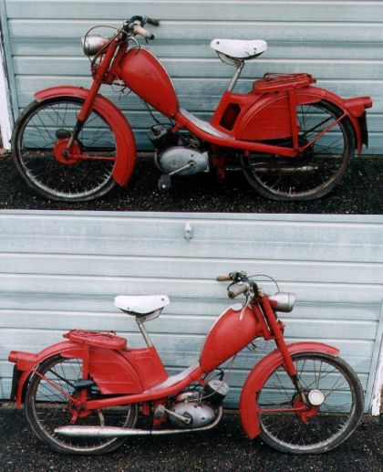 1961 Gadabout, Red