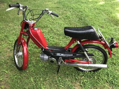 1978 Sears Free Spirit, Red
