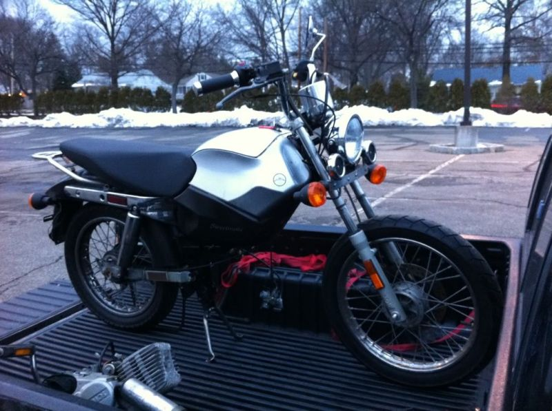 2005 Tomos Streetmate for $250 — Moped Army