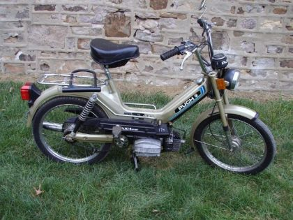 1979 Puch Maxi Sport MKII