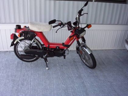1996 Kinetic TFR, Red