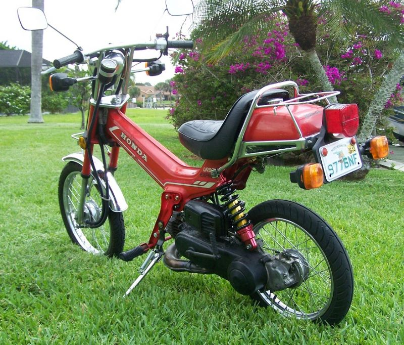 Re 1982 Honda Urban Express Mod Results Moped Army