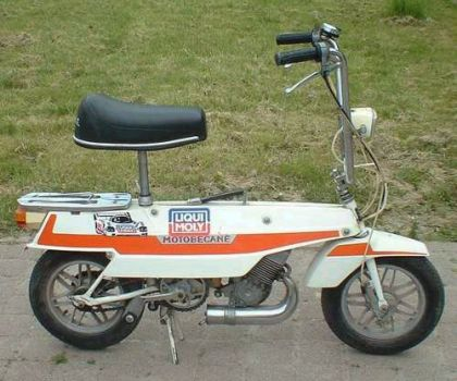 1976 Motobecane, Mini-Bike
