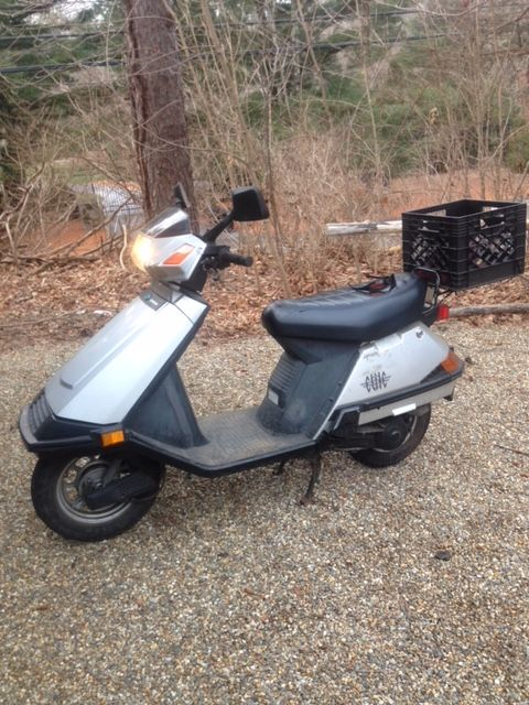 2005 Honda Elite 80 carb issues — Moped Army