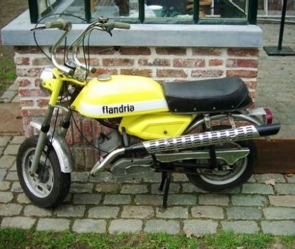 1975 Flandria, Yellow