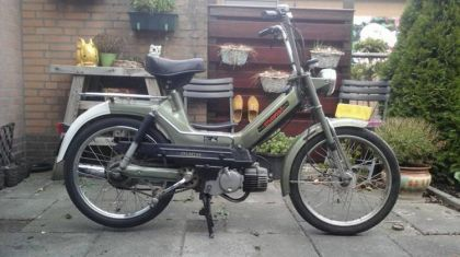 1983 Puch Maxi S