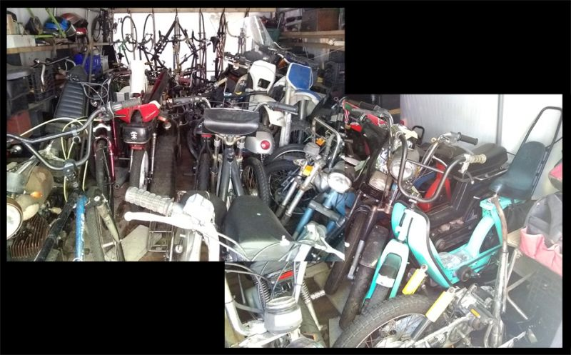 the one moped guy moped army. Black Bedroom Furniture Sets. Home Design Ideas