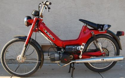 1977 Puch Maxi S
