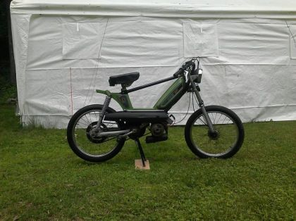 Peugeot Moped Photos — Moped Army