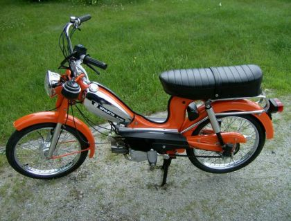 1977 Sparta Buddy, Orange