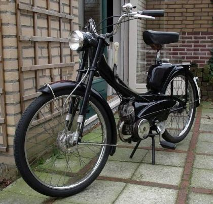 1963 Mobylette, Fiets-0-Matic