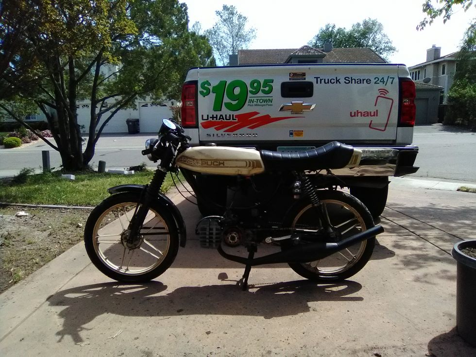 Puch Magnum Limited LTD, LTD #74