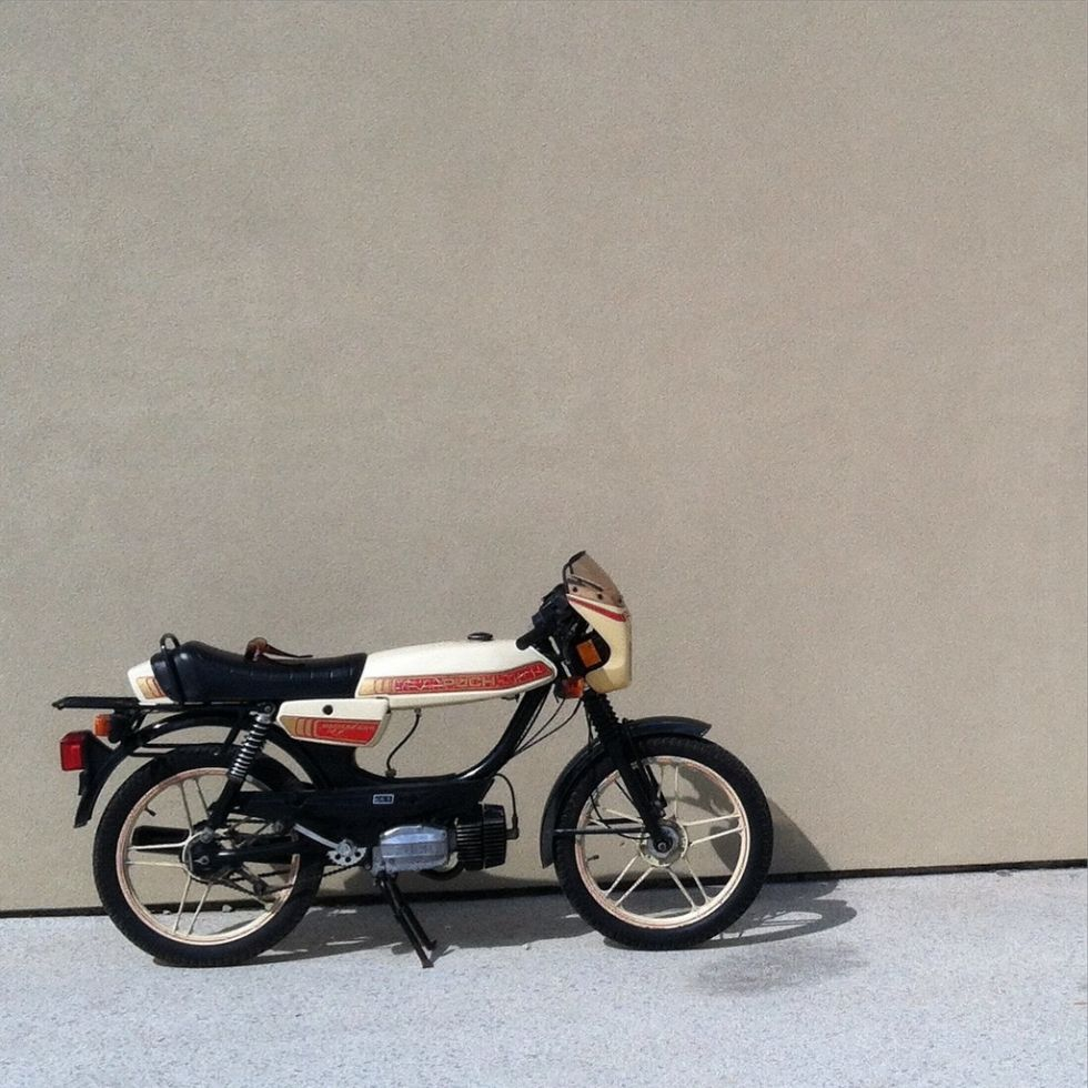 1981 Puch Magnum Limited LTD, #097