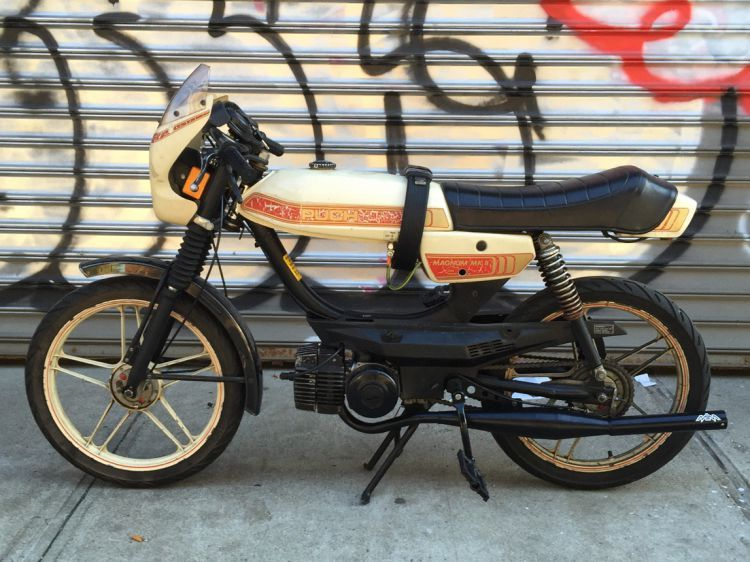 Puch Magnum Limited LTD