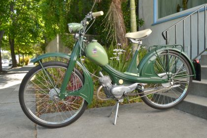 NSU Quickly S, Green