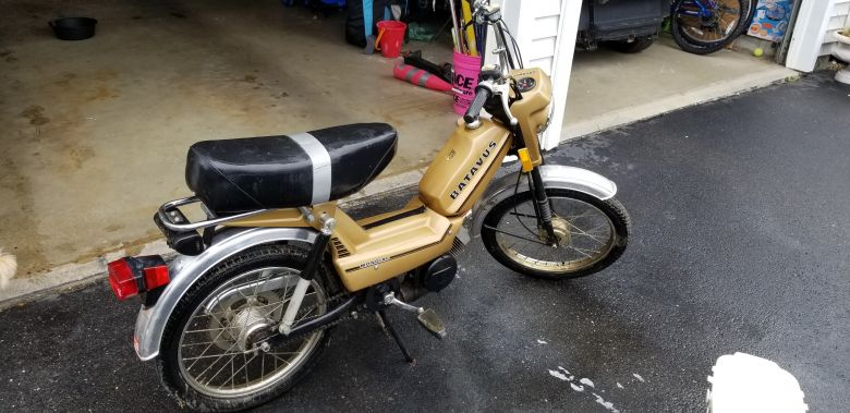 Moped photo for tmbud41