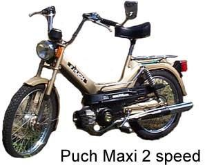 1978 Puch Maxi II