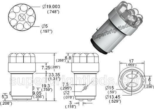 Re: 1980 Honda Express LED signals? — Moped Army