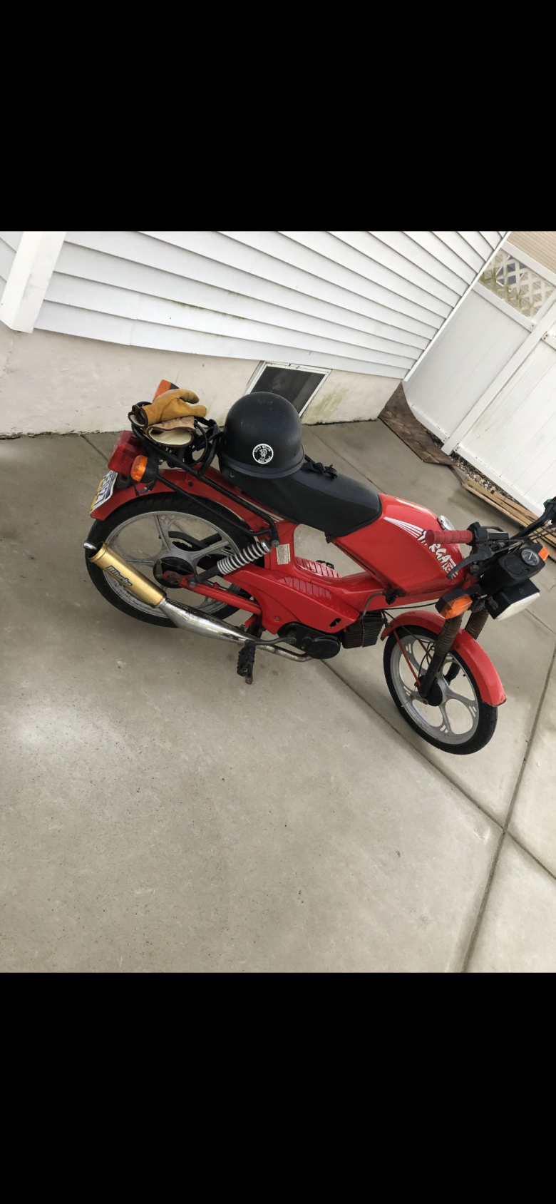 Moped photo for dancooks7