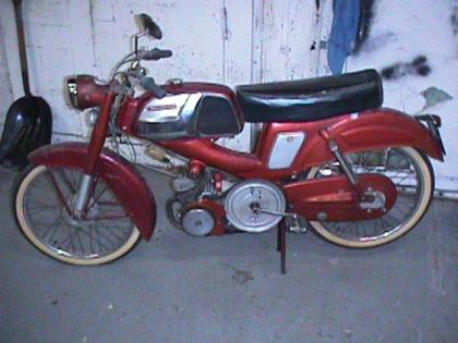 1964 Mobylette SP50R