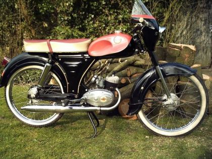 1958 HMW, Supersport