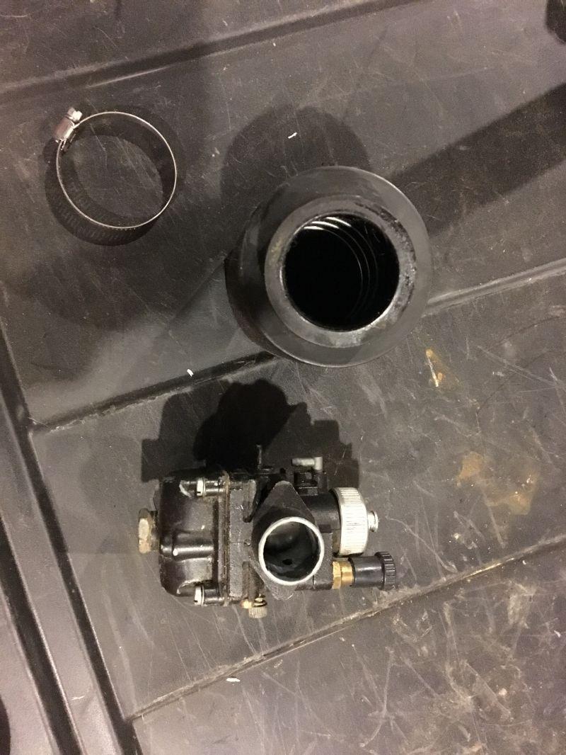 Dellorto PHBG 21mm Race Edition w/ filter - $65 shipped WOW