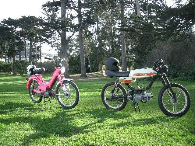 Puch, moped dating