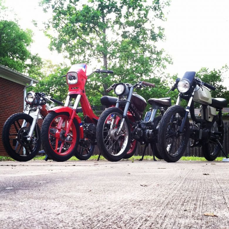 Moped photo for surly