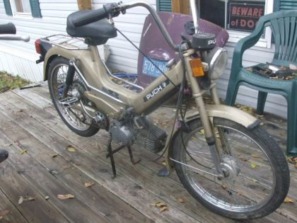 1980 Puch