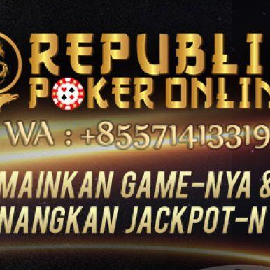 Republik Poker Moped Army
