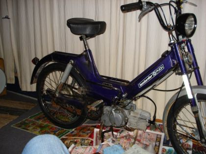Puch Maxi Bombardier