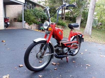 1978 Intramotor Gloria Scout, Red, modded stock
