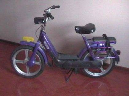 1997 Vespa Ciao, Purple