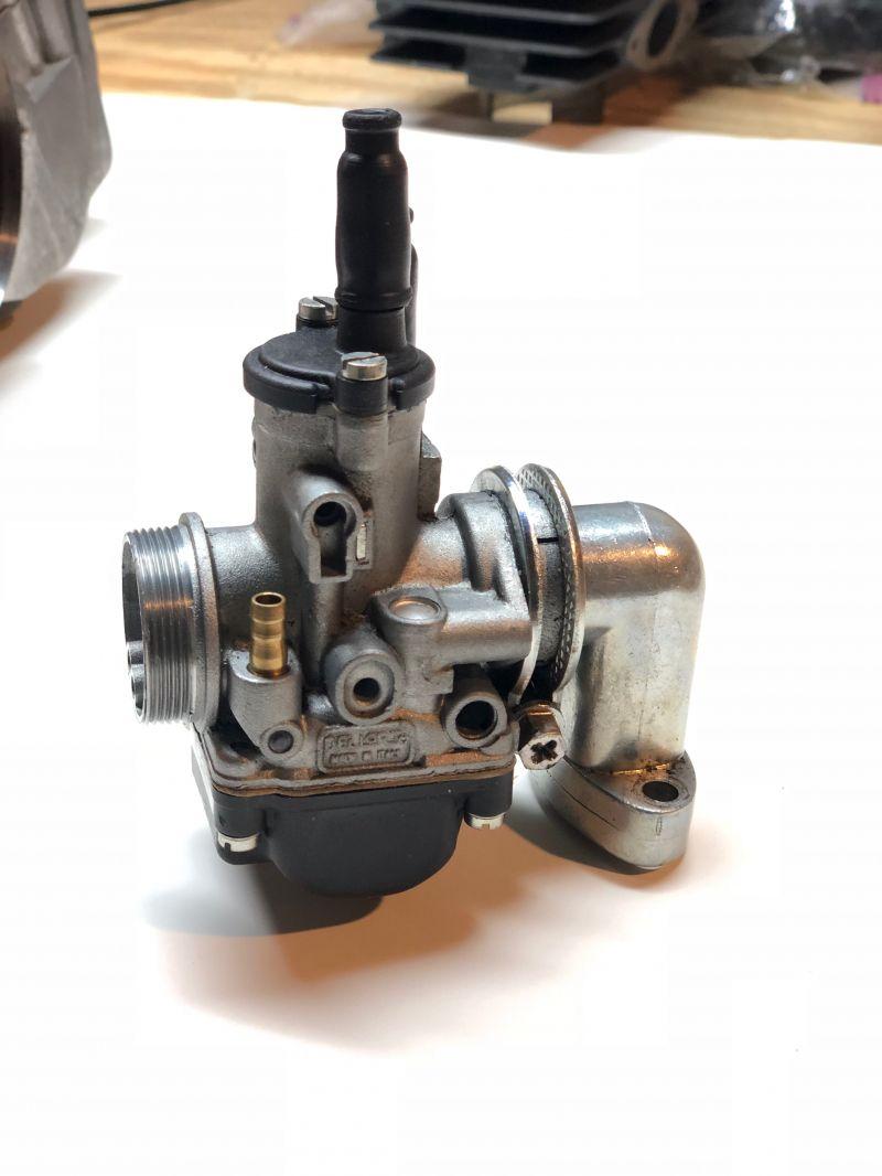 PUCH Magnum roller + Garelli NOI 2-speed + Parts Galore ...