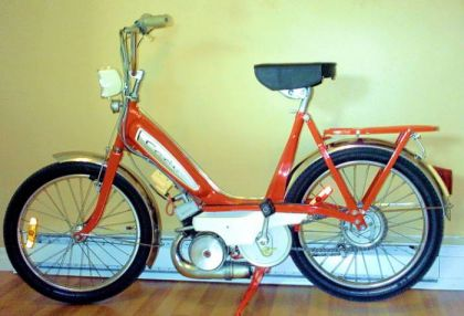 1975 Motobecane Cady, Orange