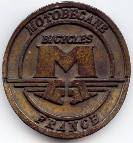 Motobecane, Belt Buckle