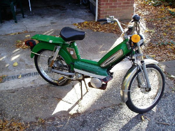 FS: 1978 Peugeot 103 in MD/DC/VA area — Moped Army