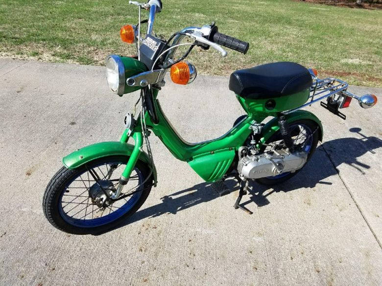 Moped photo for rattyneil