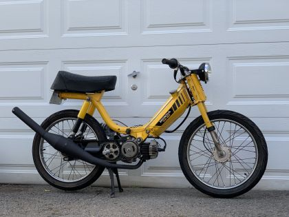 Honda Hobbit, Yellow